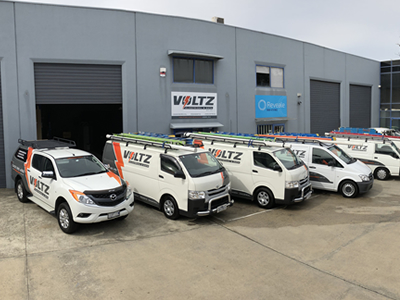 About Voltz Electrical & Data