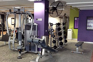 Gym Fitout in Footscray