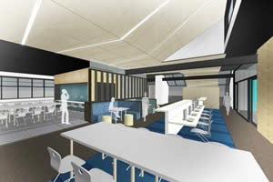 High School Library Refurbishment in Dandenong