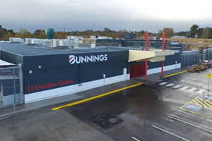 Bunnings Warehouse in Lilydale