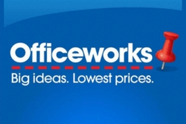 Officeworks in Camberwell